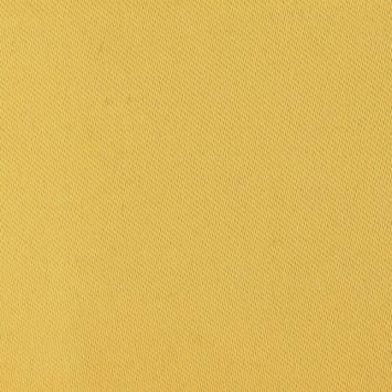 Tissu occultant grande largeur jaune