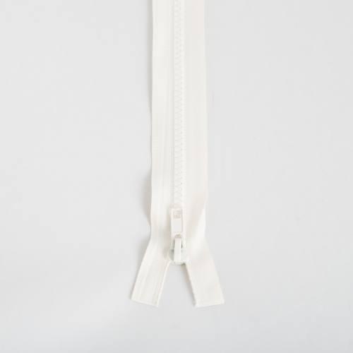 Fermeture injectée 50 cm séparable col 154