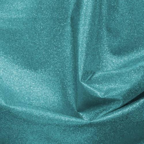 Simili cuir bleu brillant