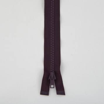 Fermeture injectée 80 cm séparable col 181