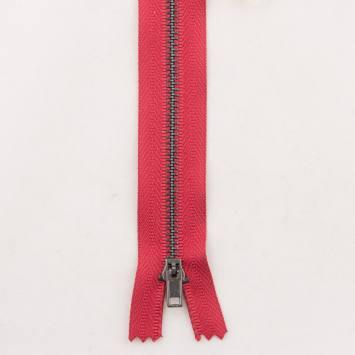 Fermeture pantalon 20 cm métal non séparable Col 101