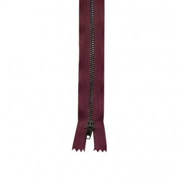 Fermeture pantalon 15 cm métal non séparable Col 116