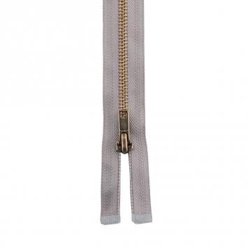 Fermeture pantalon 10cm métal non séparable Col 170