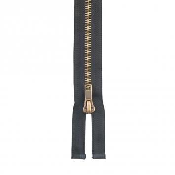 Fermeture 60 cm métal séparable Col 172