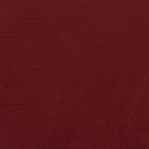 Toile rustique rouge