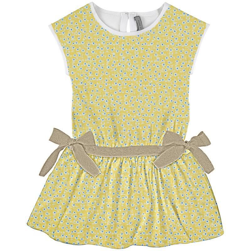 Coton imelda jaune