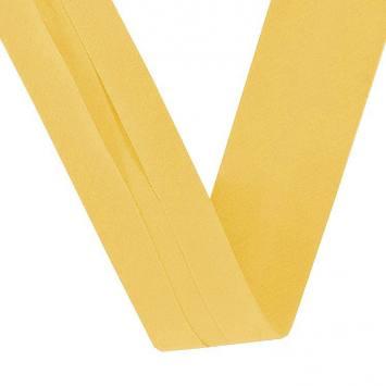 Bobine de 20 M biais 50 mm - jaune 41