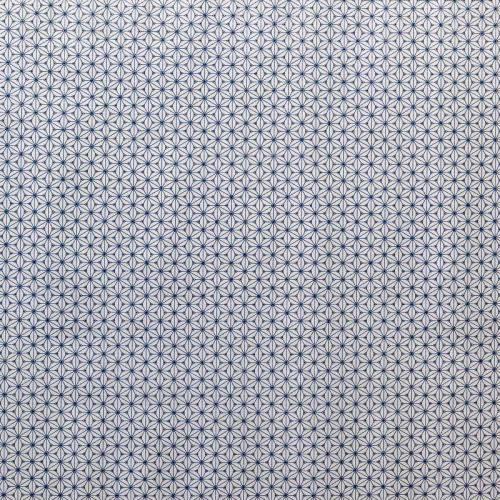 Coton fuji gris clair