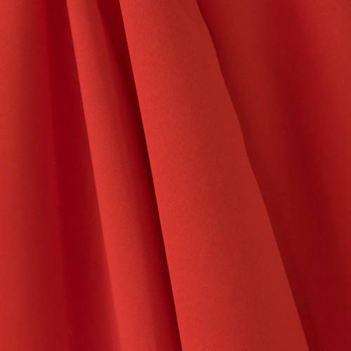 Tissu occultant non feu rouge
