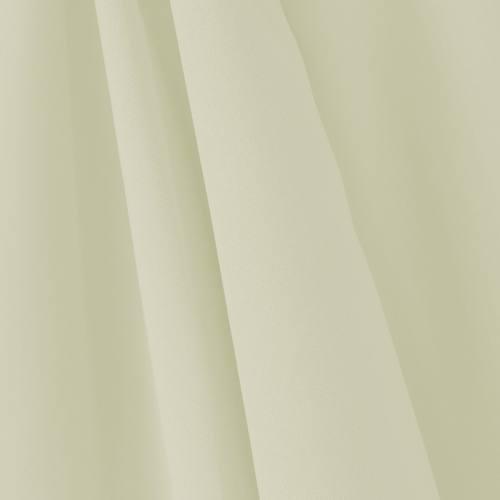 Tissu occultant grande largeur crème