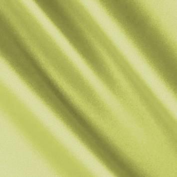 Satin uni vert pistache 110cm