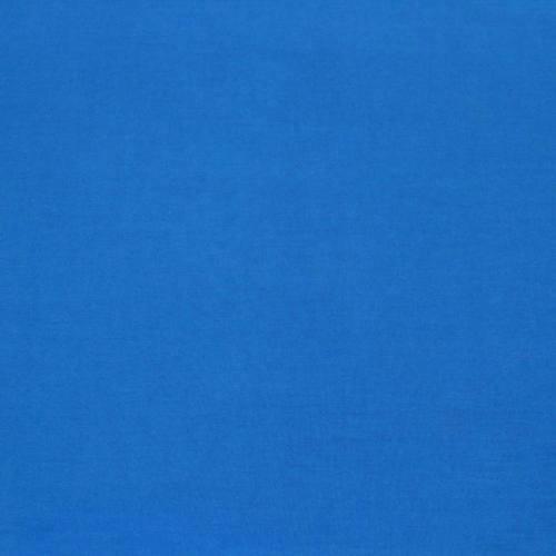 Coton 280 cm uni bleu