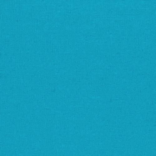 Coton bleu canard