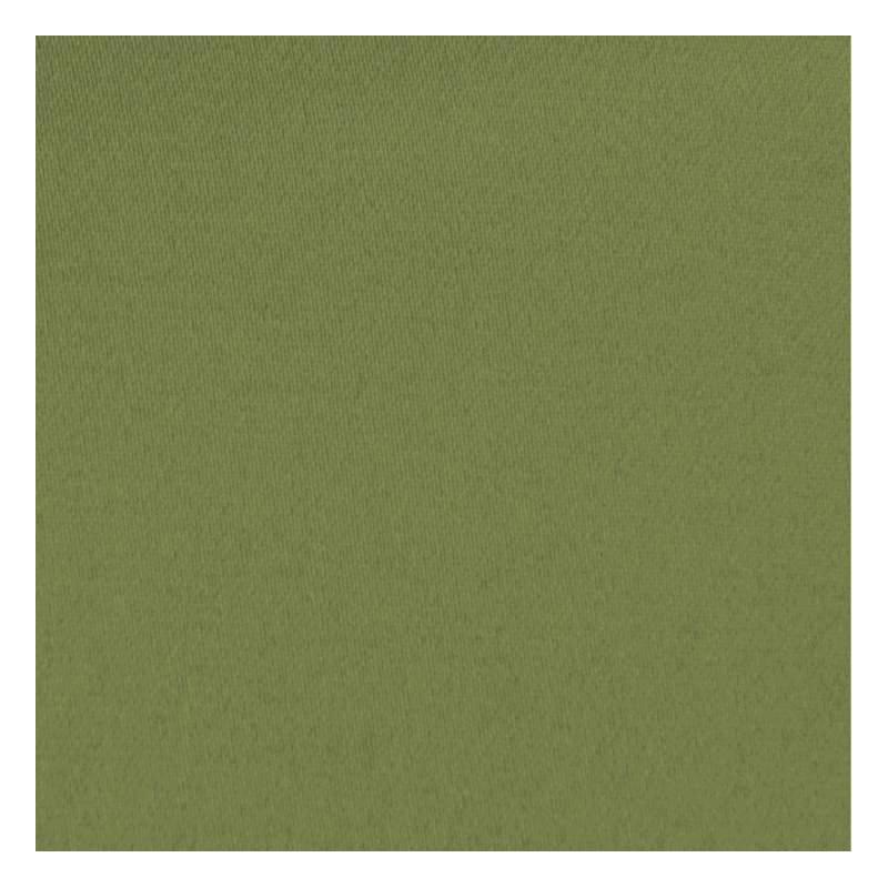 Toile coton demi-natté vert tilleul