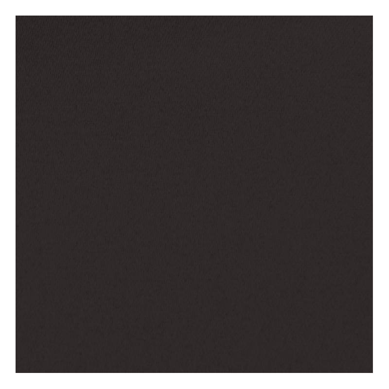 Toile coton demi-natté marron