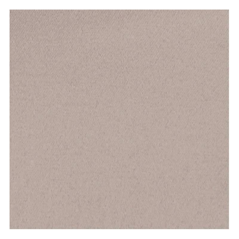 Toile coton demi-natté sable