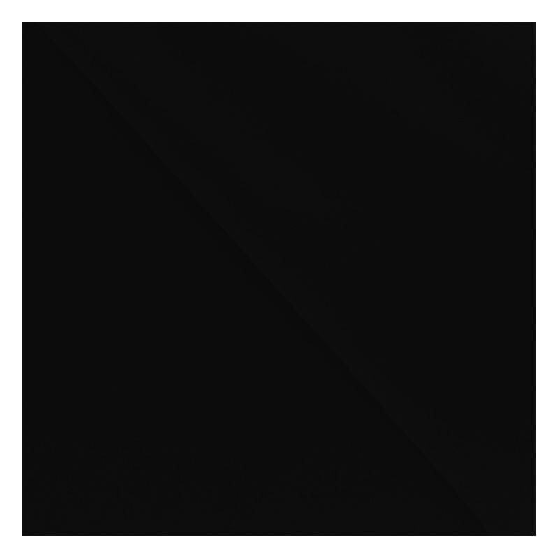 Polycoton uni noir
