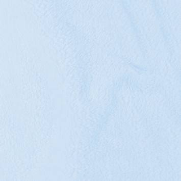 Tissu polaire bleu pastel 140 cm