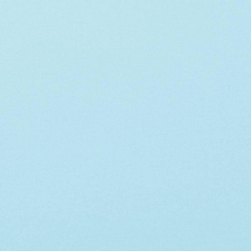 Coton uni bleu ciel pas cher - Tissus Price