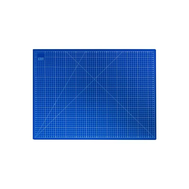 Tapis de découpe bleu 45x30cm