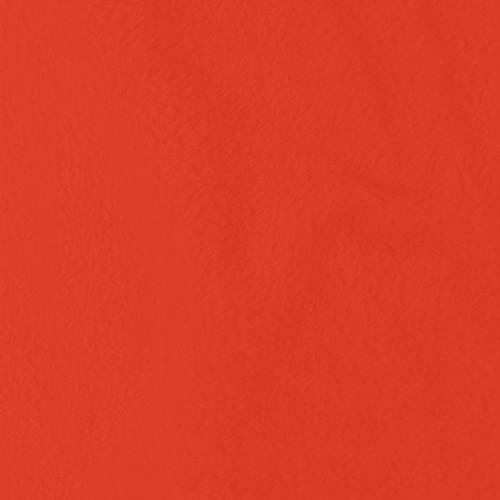 Tissu polaire microfibre orange foncé 140 cm