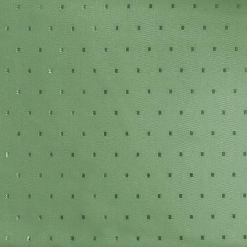 Tissu jacquard polycoton vert