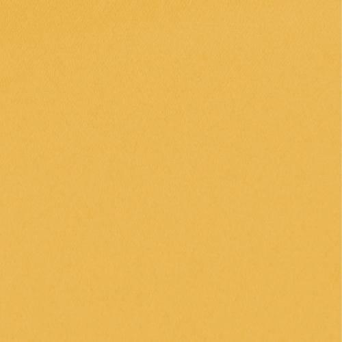Toile coton demi-natté jaune
