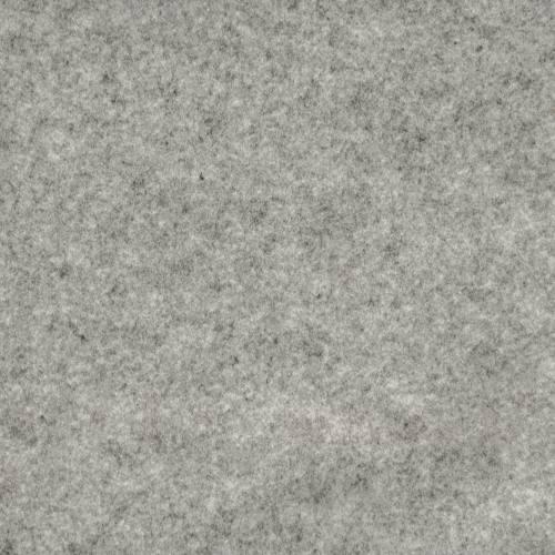 Feutrine chinée grise clair