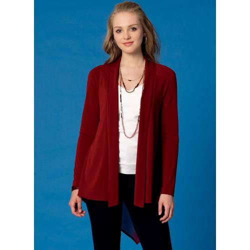 Patron Mc Call's M7440 : jupes et ceinture pour jeune femme 44-52