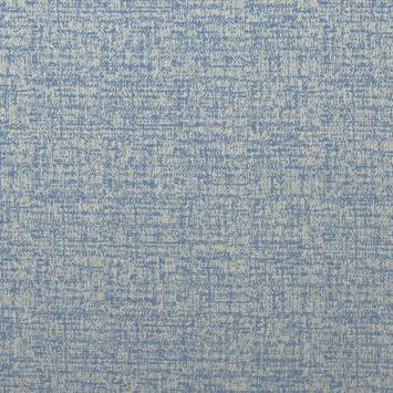 Jacquard bleu à effet velours