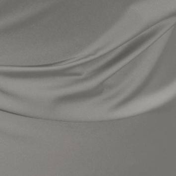 Satin microfibres royal gris