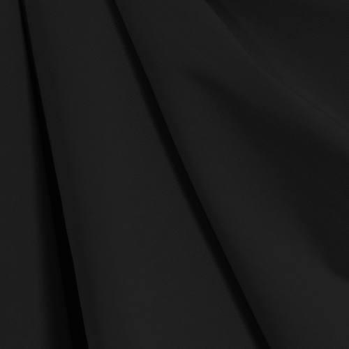 Tissu bengaline noir