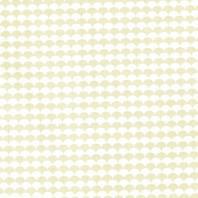 Coton jaune imprimé écaille