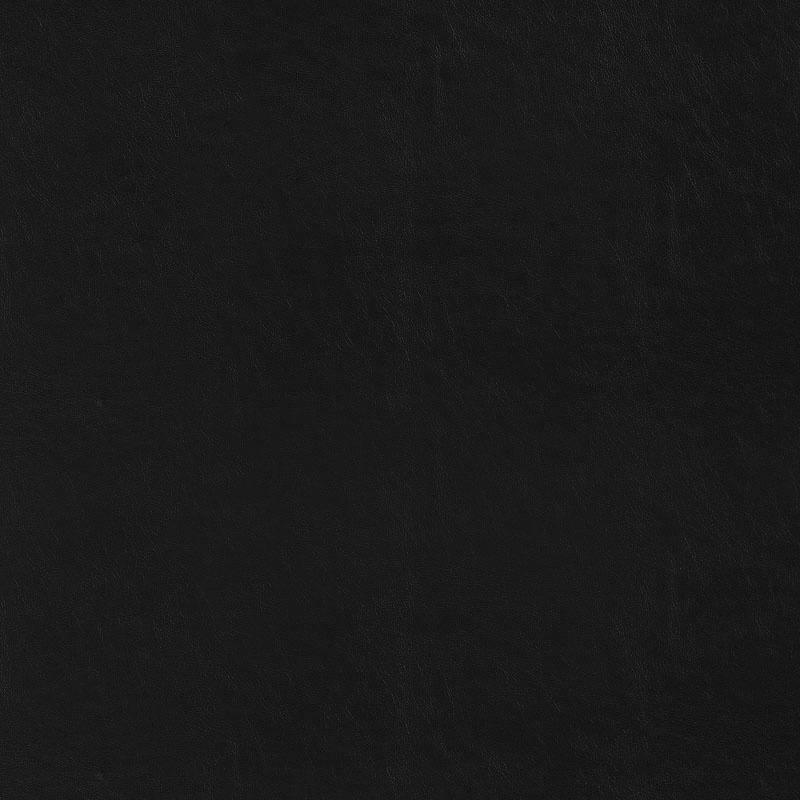 Simili cuir noir doublé mousse