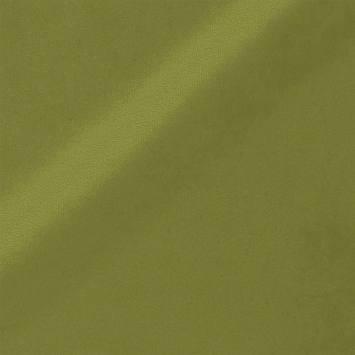 Velours uni vert tilleul 450 gr