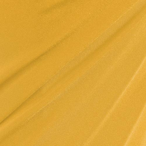 Lycra jaune satiné