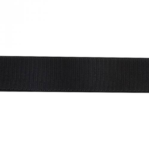 Auto agrippant adhésif crochet 50 mm noir