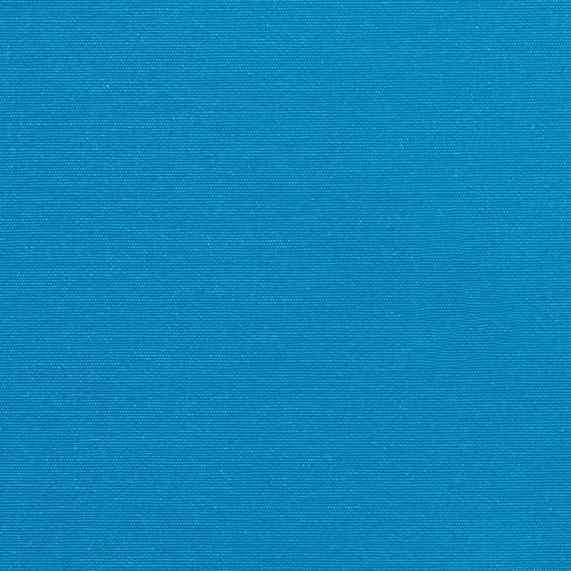 Toile polycoton bleue envers gomme