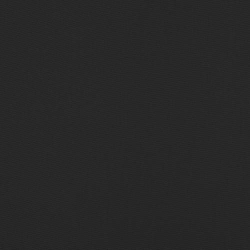 Toile polycoton noire grande largeur