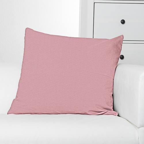 Toile polycoton rose pastel grande largeur