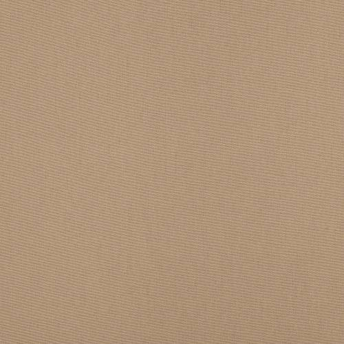 Toile polycoton beige grande largeur