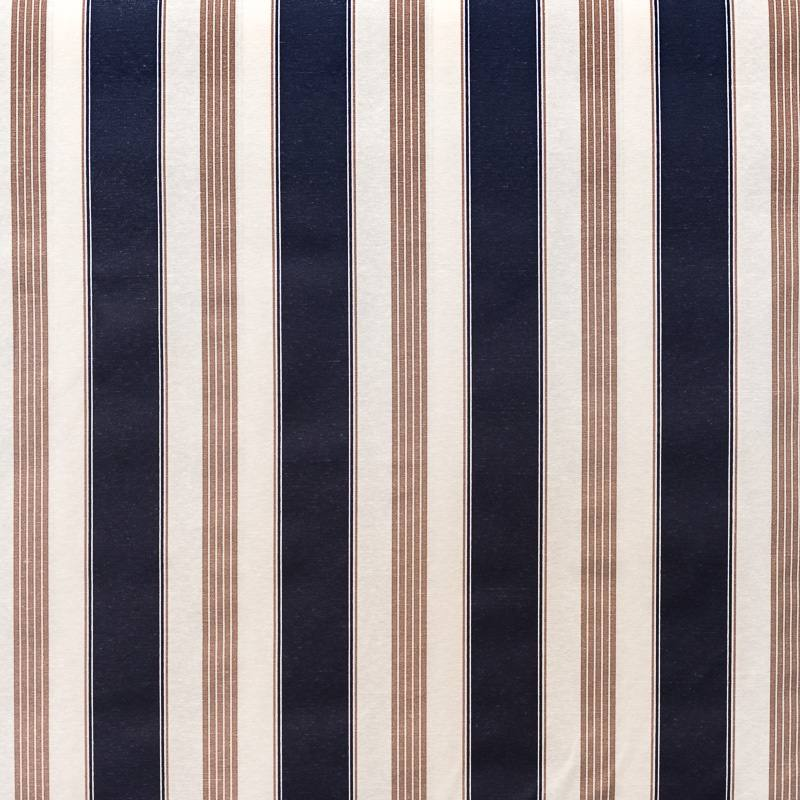 toile polycoton ray e bleu marine grande largeur pas cher tissus price. Black Bedroom Furniture Sets. Home Design Ideas