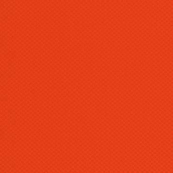 Tissu piqué de coton orange