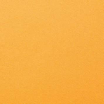 Coton uni jaune blé