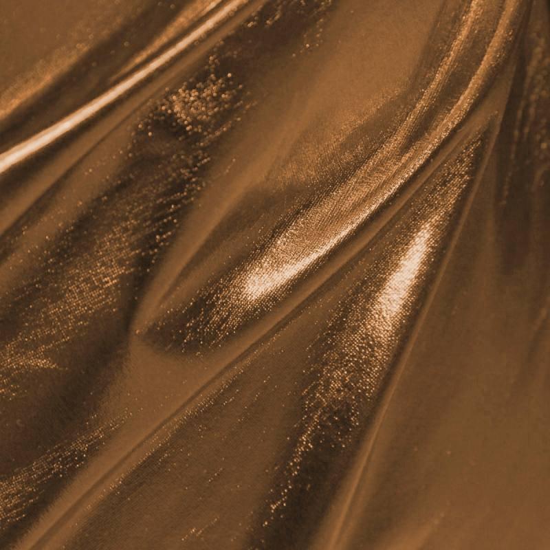 Lycra m tallis cuivre pas cher tissus price - Decoration cuivre pas cher ...
