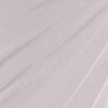 Lycra gris perle satiné