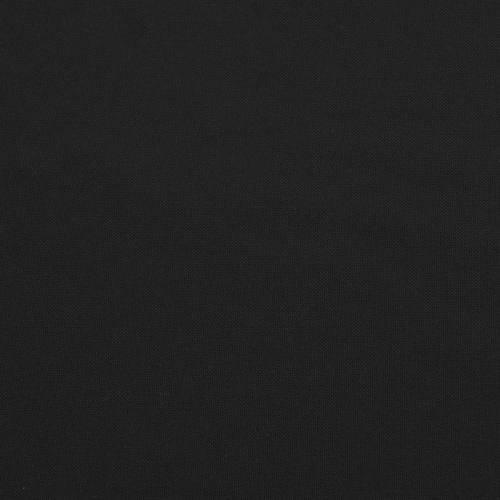 Burlington infroissable grande largeur noir