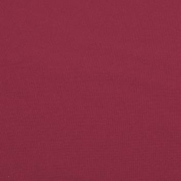 Burlington infroissable grande largeur framboise