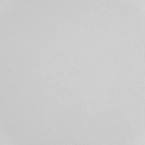 Simili cuir aspect natté blanc