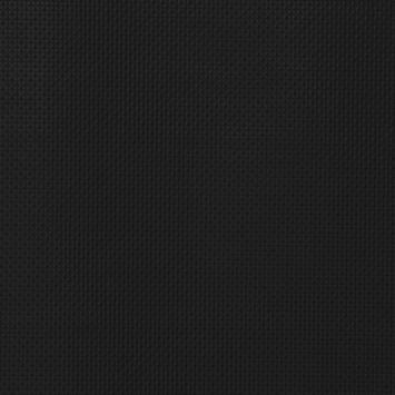 Simili cuir laqué motif carrés incrustés noir